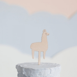 Mini topper - Lama